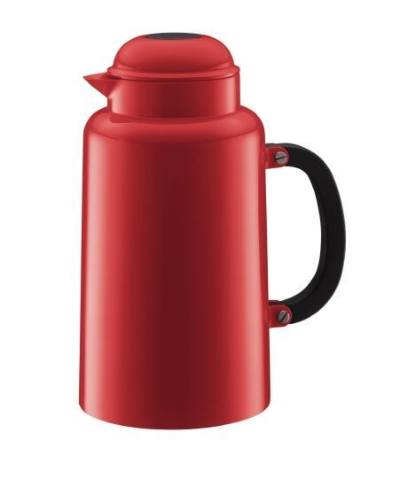 Keukenaccessoires Brugge : Home / Sfeervol tafelen / Koffie & thee / Bodum Chambord thermos 1L